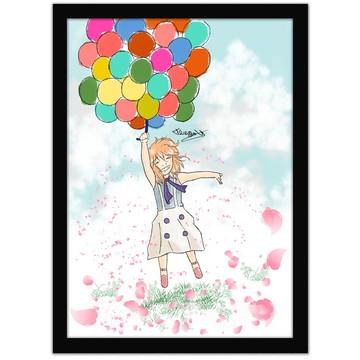 ballon happy