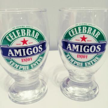 Taça RIO - 350 ml - Celebrar entre Amigos
