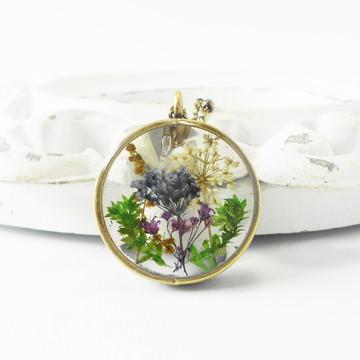 Colar Garden Flower 2