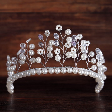 Coroa/Grinalda Rainha Lia (Noiva, Debut)
