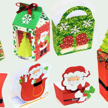 Kit Digital Arquivo de Corte Silhouette Natal