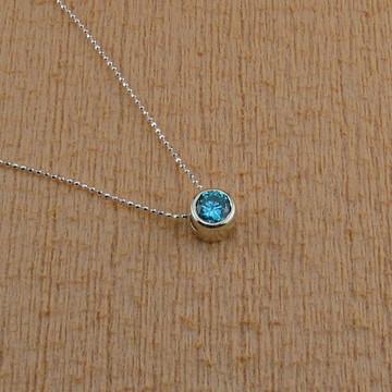 Ponto de luz azul, 6 mm