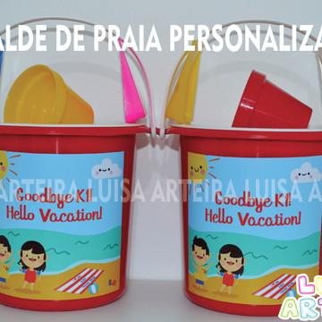 BALDE DE PRAIA TEMA PRAIA 3