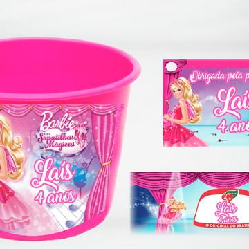 Kit Cinema Barbie