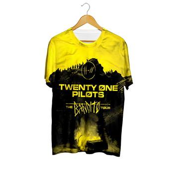 Camiseta The BANDITO Tour - twenty one pilots