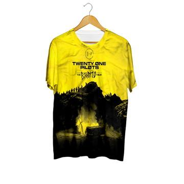 Camiseta The BANDITO Tour #2 - twenty one pilots