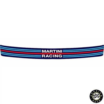 Adesivo Martini Racing Para Viseira De Capacete
