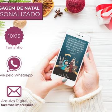 Mensagem de Natal para whatsapp