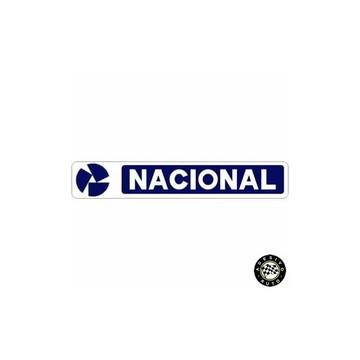 Adesivo Nacional Senna F1 Formula 1 A Pronta Entrega