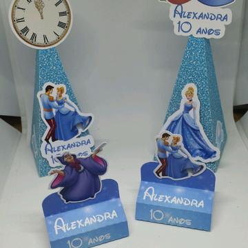 Kit Festa Cinderela