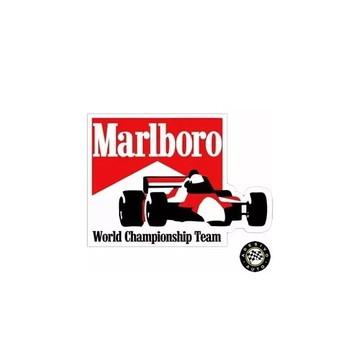 Adesivo Marlboro McLaren World Championship F1 Formula 1