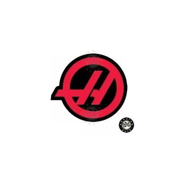 Adesivo Haas F1 Team Formula 1 A Pronta Entrega