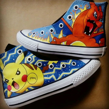 Tênis Pokemon (AllStar)