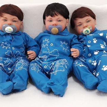Bebes Reborn trigemeos