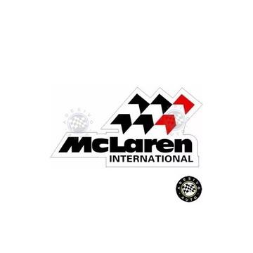 Adesivo McLaren International Sticker F1 Formula 1