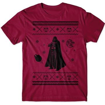 Camiseta Star Wars - Natal