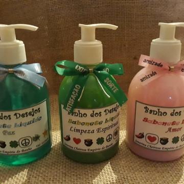 Sabonete Líquido - Banho dos Desejos (250ml)