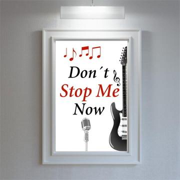 Imagem para porta retrato Festa do Rock Don´t Stop me now