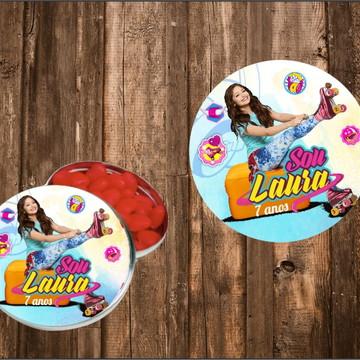 Adesivo para Latinha Soy Luna
