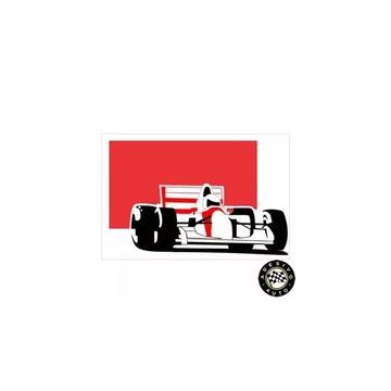 Adesivo McLaren 90's F1 Formula 1 A Pronta Entrega