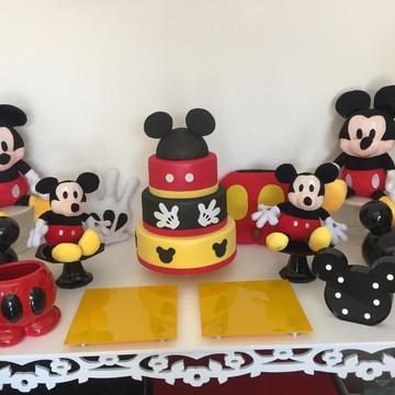 Kit Mesa decorativo Mickey