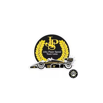 Adesivo JPS John Player Special Lotus 95T F1 Formula 1