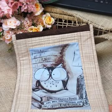 Capa para notebook,bolsa notebook, bolsa em tecido