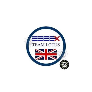 Adesivo Essex Team Lotus F1 Formula 1 a pronta entrega