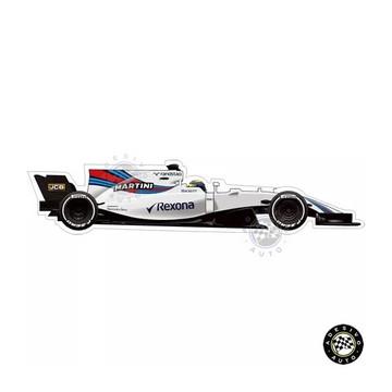 Adesivo Felipe Massa Williams FW40 F1 Formula 1