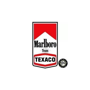 Adesivo Marlboro Team Texaco F1 Formula 1 Pronta Entrega
