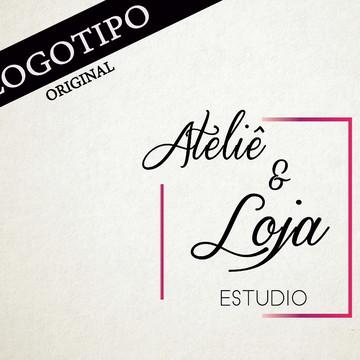 Logomarca para Blog e lojas ateliê