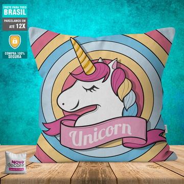 Almofadas Unicornios | Tamanho 30x30 | AL00029UNI