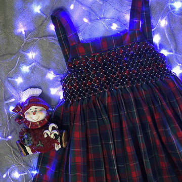 Vestido Bordado tradicional