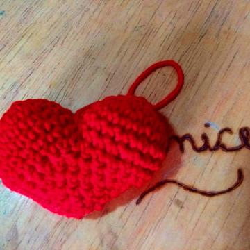 Coração Chaveirinho