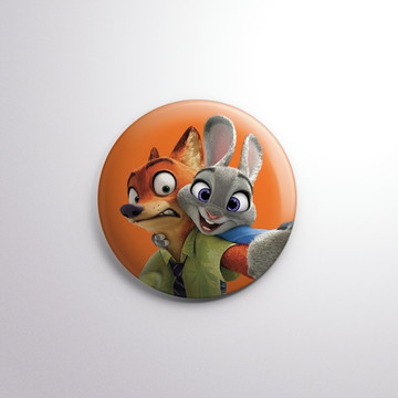 Botton - Zootopia