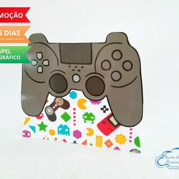 Display de mesa Video Game