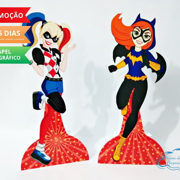 Display de Mesa Super Hero Girls