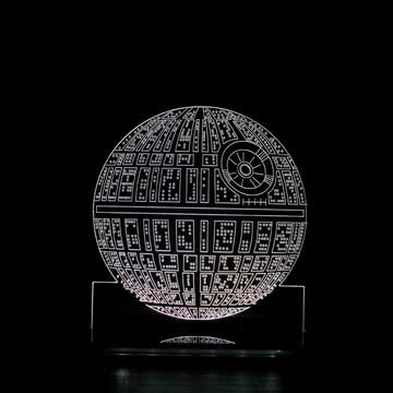 Luminária Star Wars (Diversos Modelos)