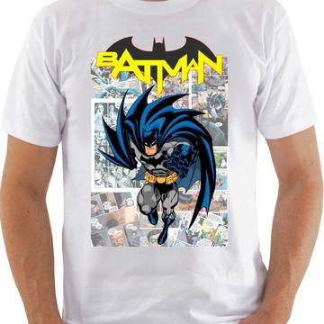Camiseta - Hq-Batman