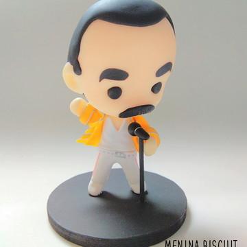 Toy Art Colecionável Freddie Mercury