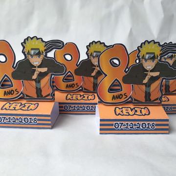 Porta Bis Duplo do Naruto