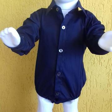 Body Camisa manga longa