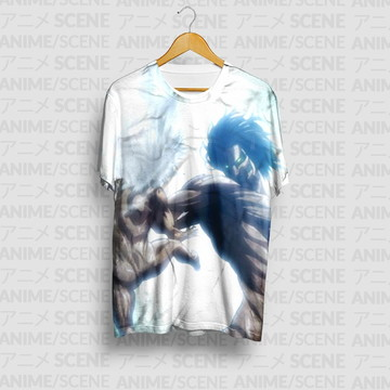 Camiseta Titan#2 - Shingeki no Kyojin (Attack On Titan)