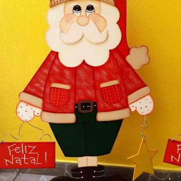 Papai Noel Gigante