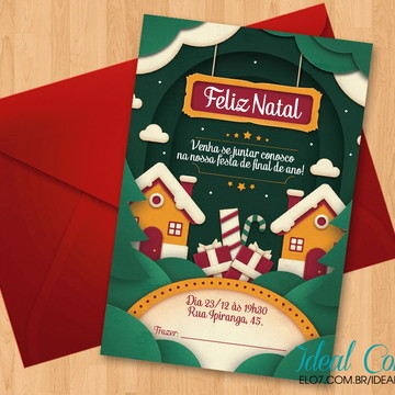Convite Natal