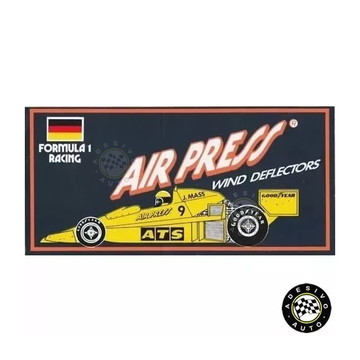 Adesivo Ats Hs1 Jochen Mass 1978 F1 Formula 1