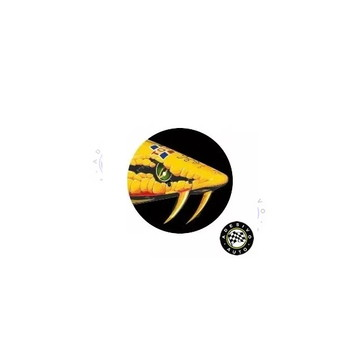Adesivo Jordan 197 Snake Benson & Hedges F1 Formula 1