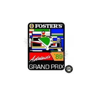 Adesivo Fosters Adelaide Grand Prix F1 Formula 1