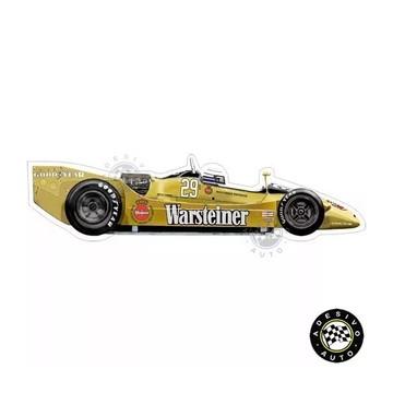 Adesivo Arrows A2 Warsteiner Riccardo Patrese F1 Formula 1