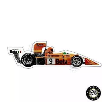 Adesivo Vittorio Brambilla March 751 1975 F1 Formula 1